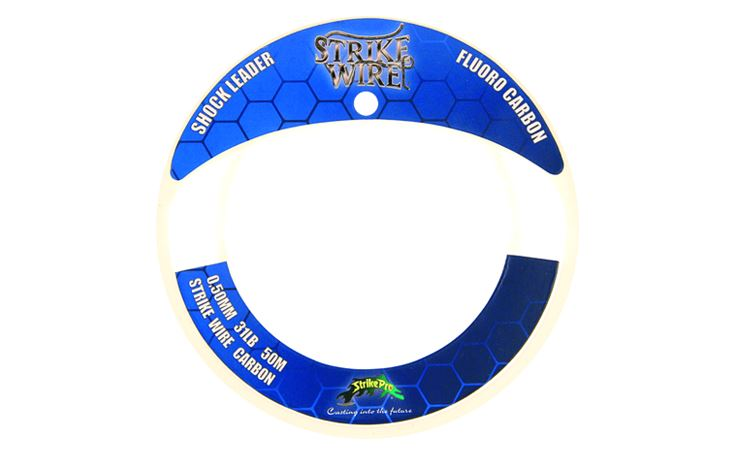 Picture of Strike Wire Fluorocarbon 0,35 mm