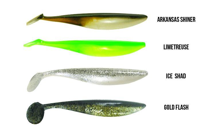 Picture of SwimFish 9,5 cm - 8 pack