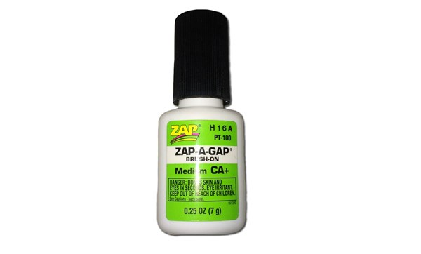 Picture of Zap-a-Gap Brush-On Super Glue