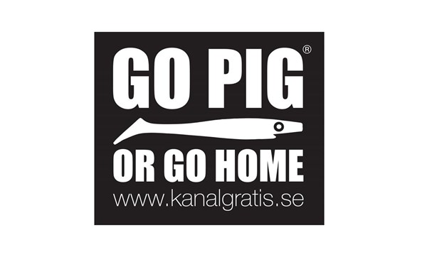 Picture of Sticker - Go Pig or Go Home