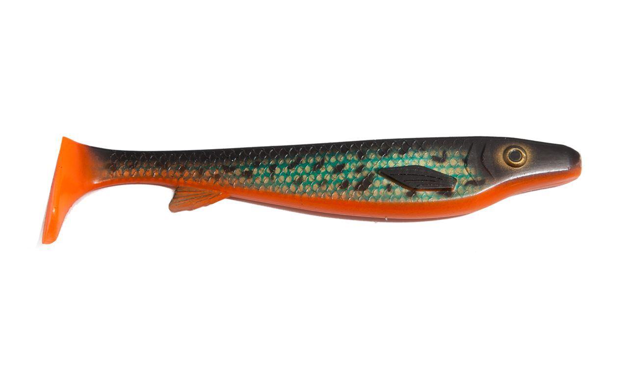 Picture of Fatnose Shad - Black Okoboji Pike