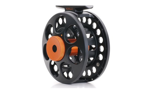 Picture of Vision Kalu Reel - Black/Orange