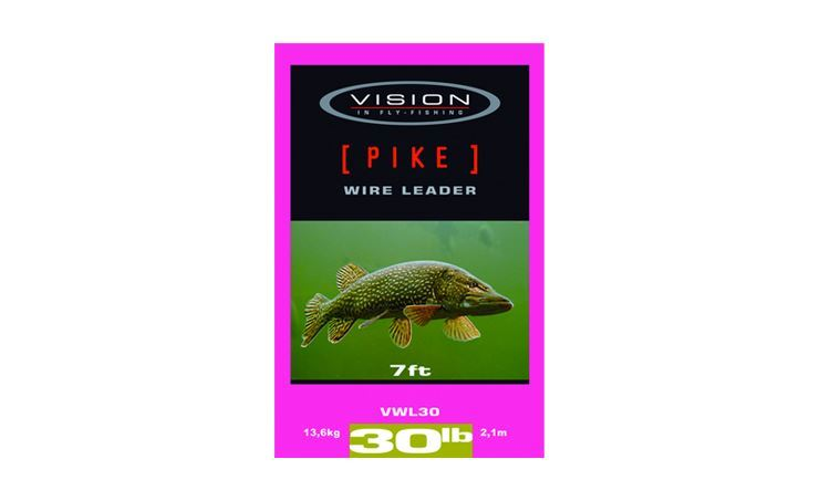 Picture of Vision Pike Wire and Monofilament Leader