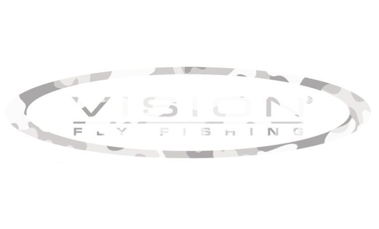Picture of Vision Sticker - Camo White - 300 mm