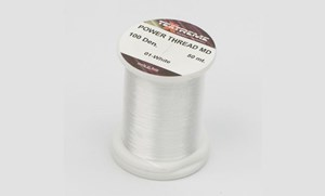 Picture of Power Thread MD - White, 50 meter (100den)