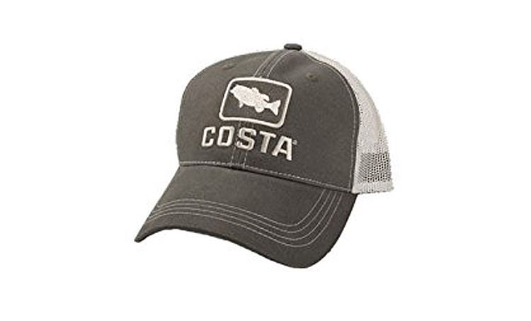 Picture of Costa Original Patch Bass Hat - Moss/Stone