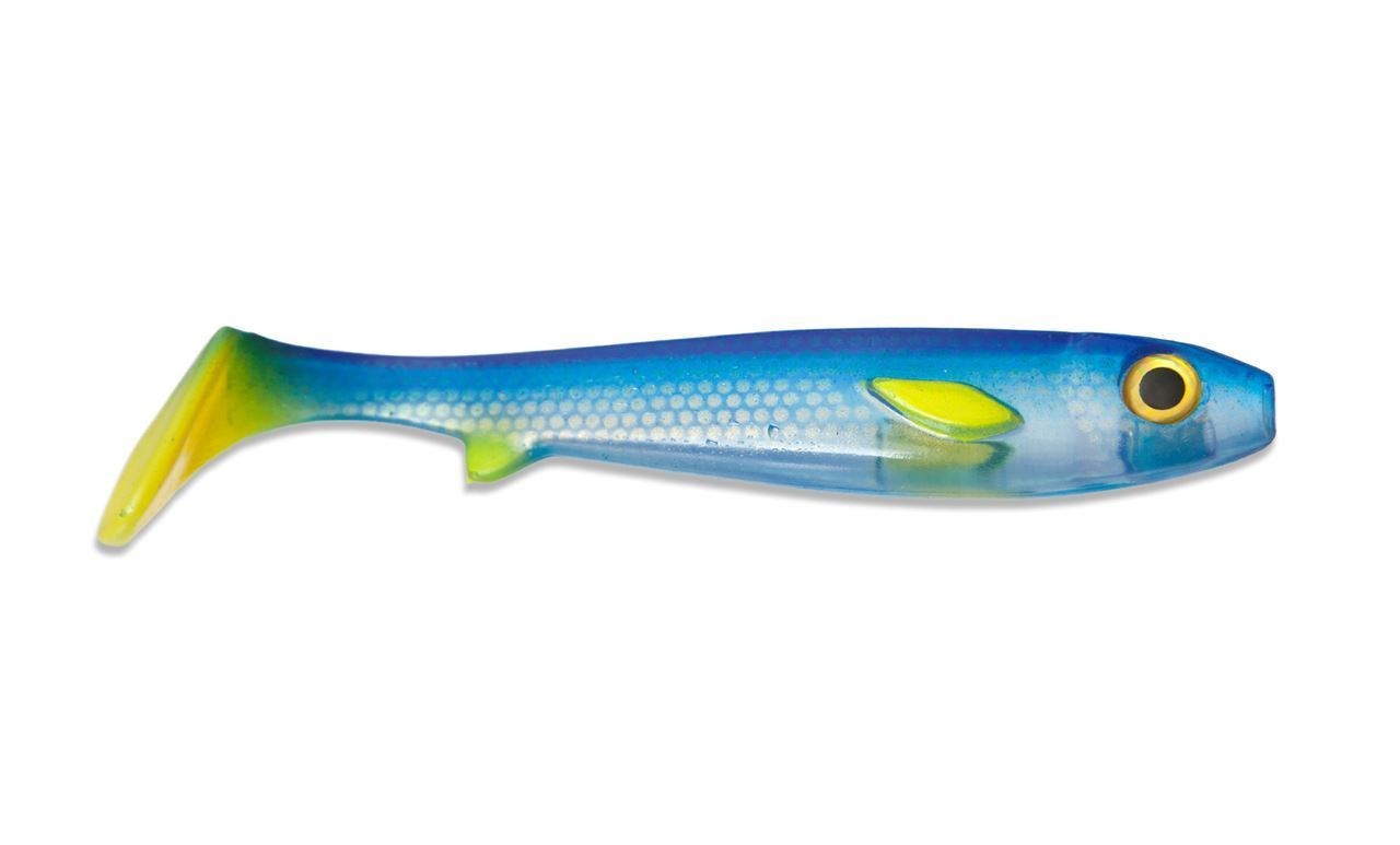 "Picture of Flatnose Shad - Clear Blue Lemonade - ""Mille's 10+"""