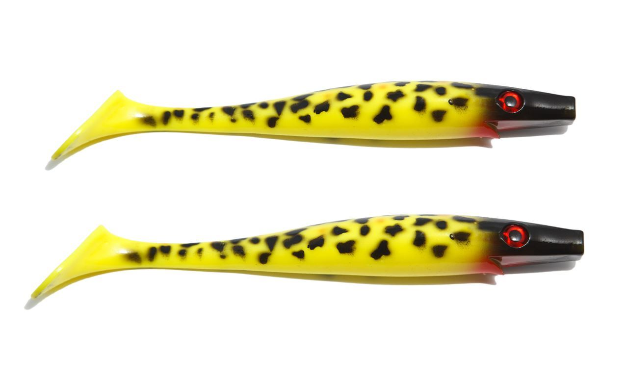 Picture of Pig Shad Jr - Python - 2 pack