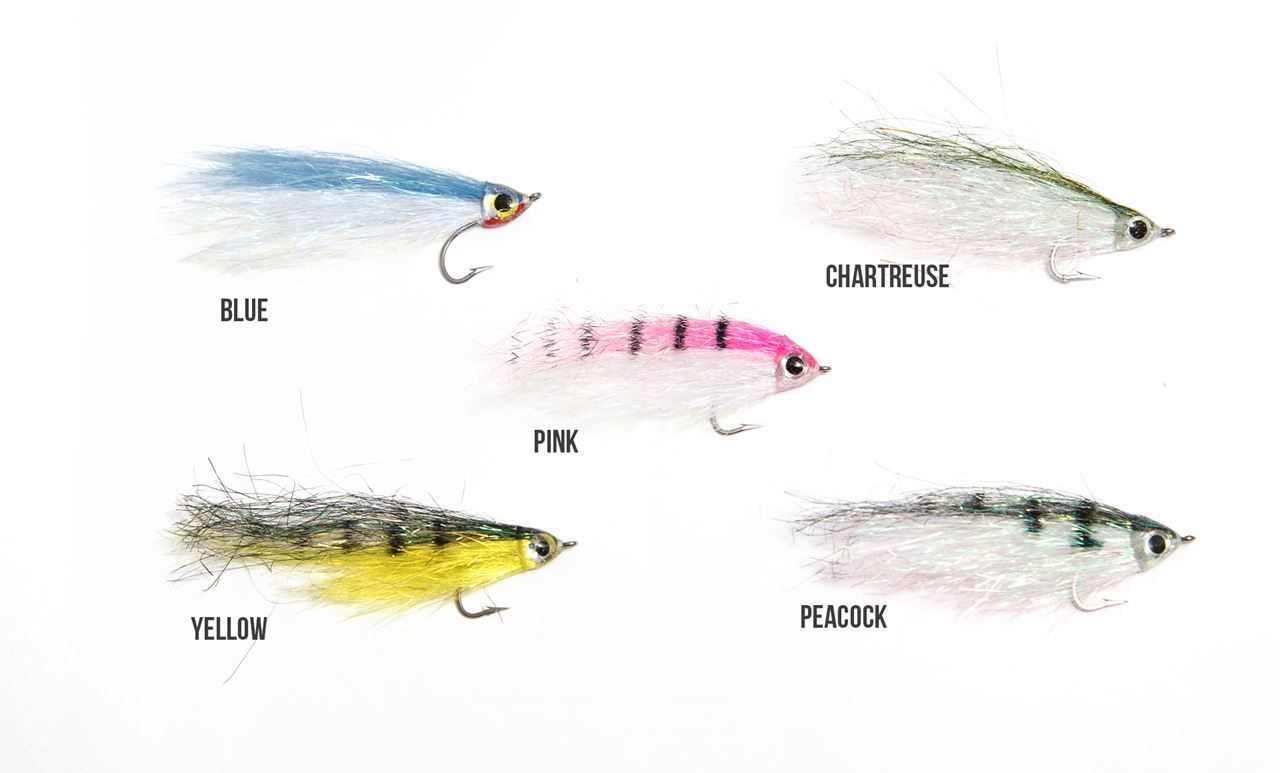 "Picture of Magic Minnow Fly - ""The Perch Pro Fly"""