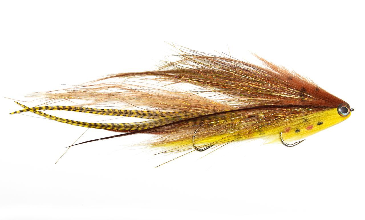 """Picture of DeliveryMan Articulated 10"""" - Brown Trout"""