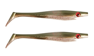 Picture of Pig Shad Jr - Arkansas Shiner - 2 pack