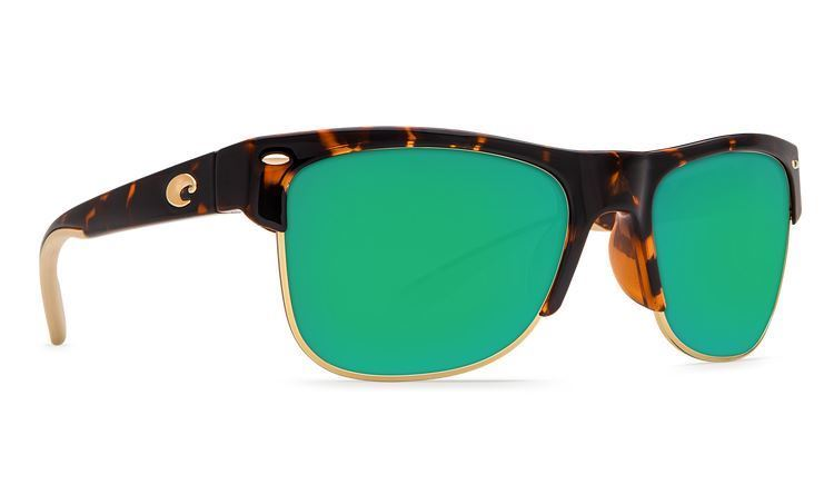 Picture of Costa PAWLEYS Retro Tortoise- Green Mirror 580P