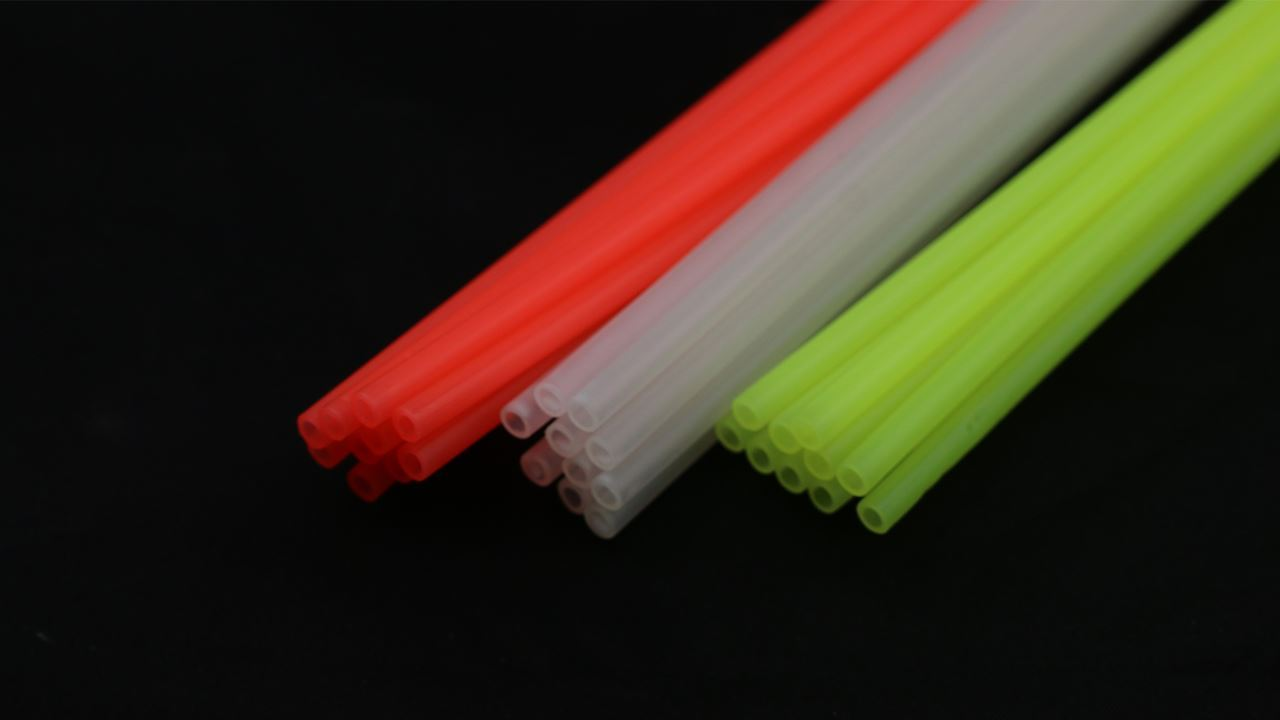 Picture of Bauer Pike Tube- Fluo Orange