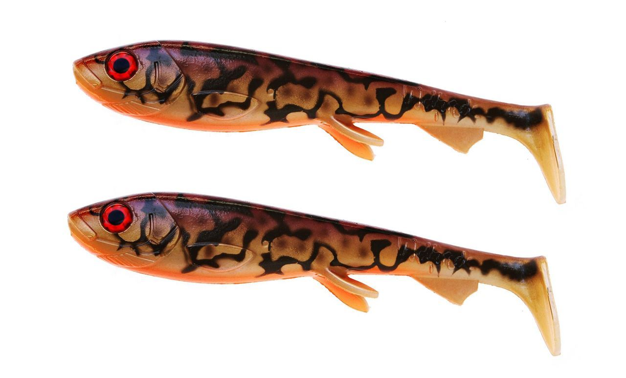 Picture of Wolfcreek Shad 2-pack - Weed Burbot