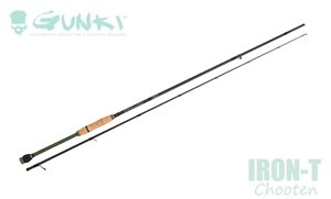 Picture of Gunki Iron-T Chooten  - Spinning 228 M/ML 5-18 gr