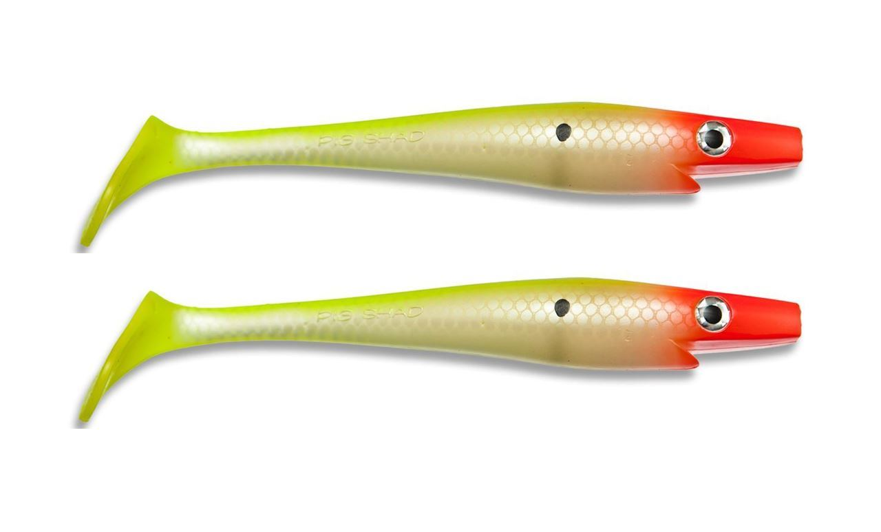 Picture of Pig Shad Jr - Crystal Clown - 2 pack