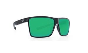 Picture of RINCON Shiny Black - Green Mirror  580P