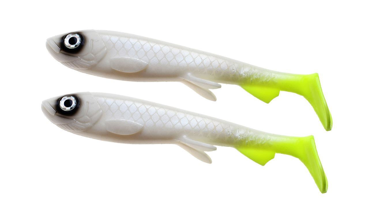 Picture of Wolfcreek Shad 2-pack - White Baitfish