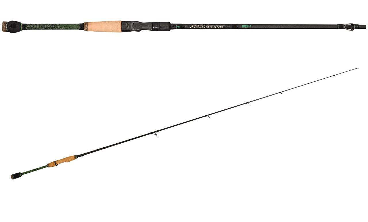 Picture of Gunki Iron-T Chooten - Baitcasting 210 M/ML 5-18