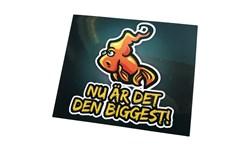 "Picture of Sticker - Team Galant ""Den Biggest"""