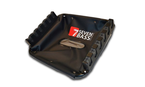 Picture of Seven Bass - Rod Holder SQUAD 6