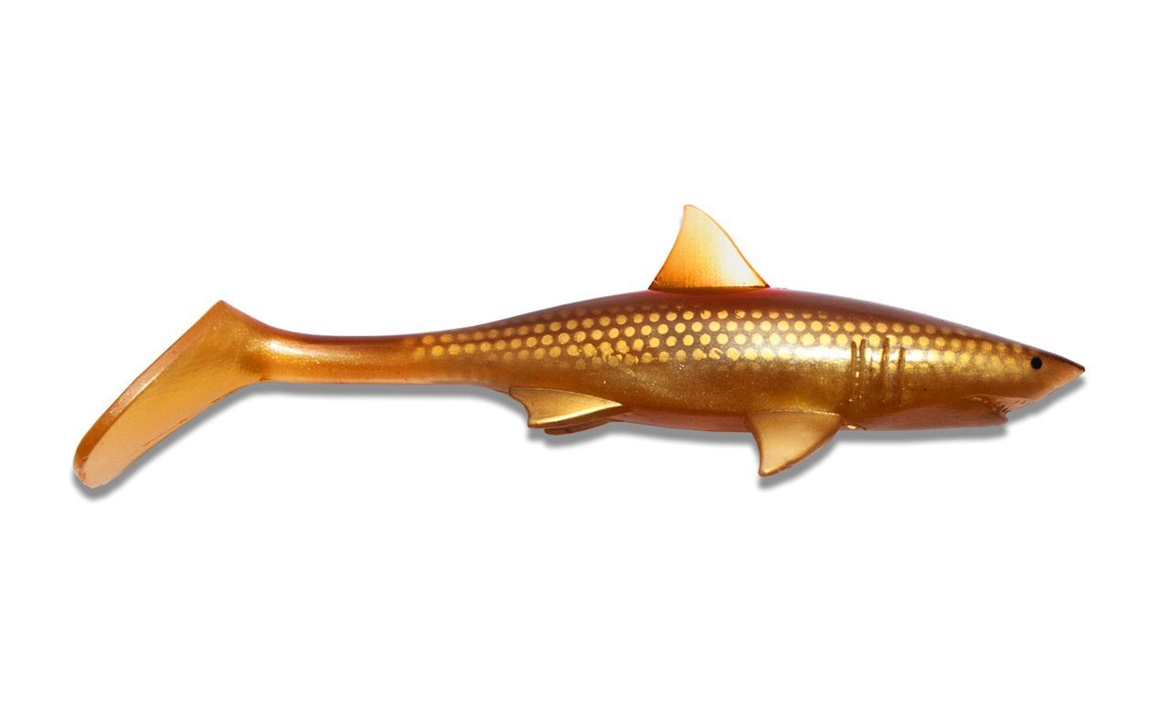 Picture of Shark Shad - Golddigger 20 cm