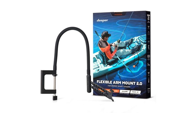 Picture of Deeper Flexible Arm Mount