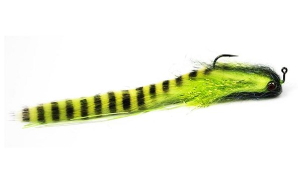 Picture of GREEN PETE #1/0 Perch Fly