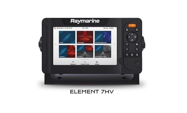 Picture of Raymarine Element 7'' with HV-100 transducer