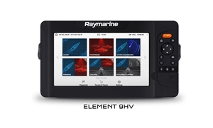 Picture of Raymarine Element 9'' with HV-100 transducer
