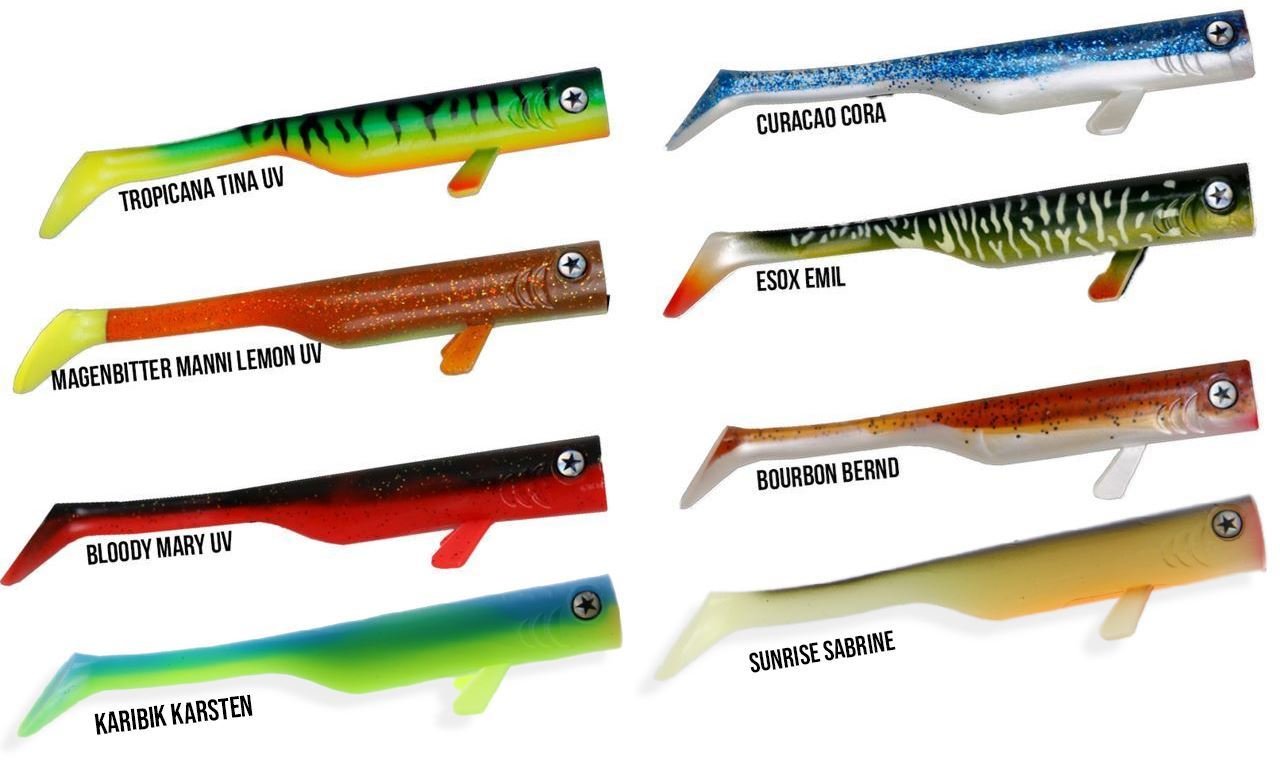 Picture of Drunk Bait 16 cm 2-pack #lmab