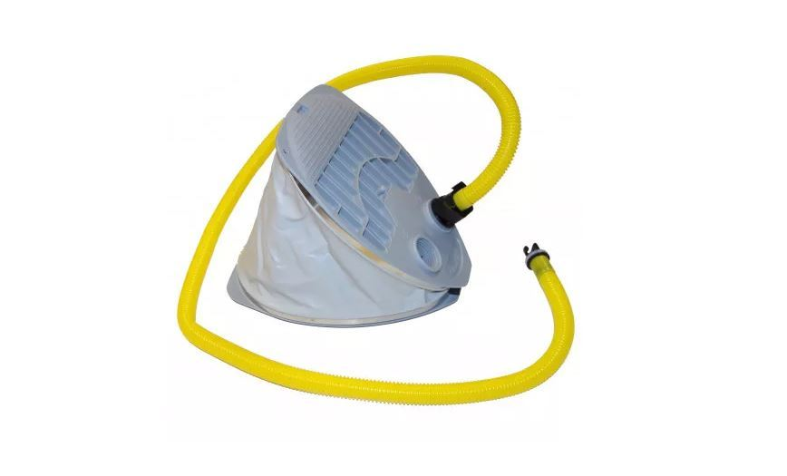 Picture of Seven Bass Big Volume Foot Pump