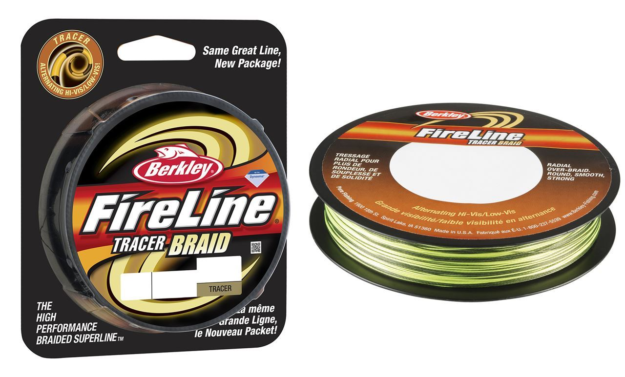 Picture of Berkley Fireline Tracer Braid 110m