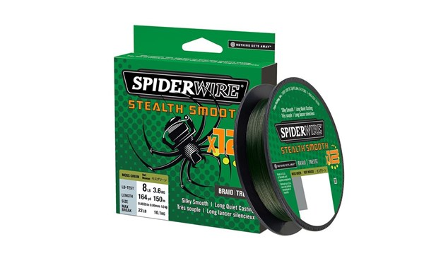 Picture of Spiderwire Stealth Smooth 12 Braid