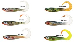 Picture of SZ McPerch Curly 8cm 8-pack