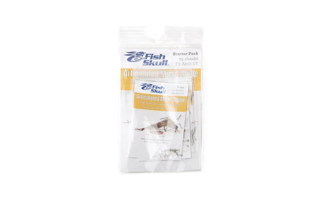 Picture of FISH-SKULL® CHOCKLETT'S ARTICULATED MICRO SPINE - STARTER PACK