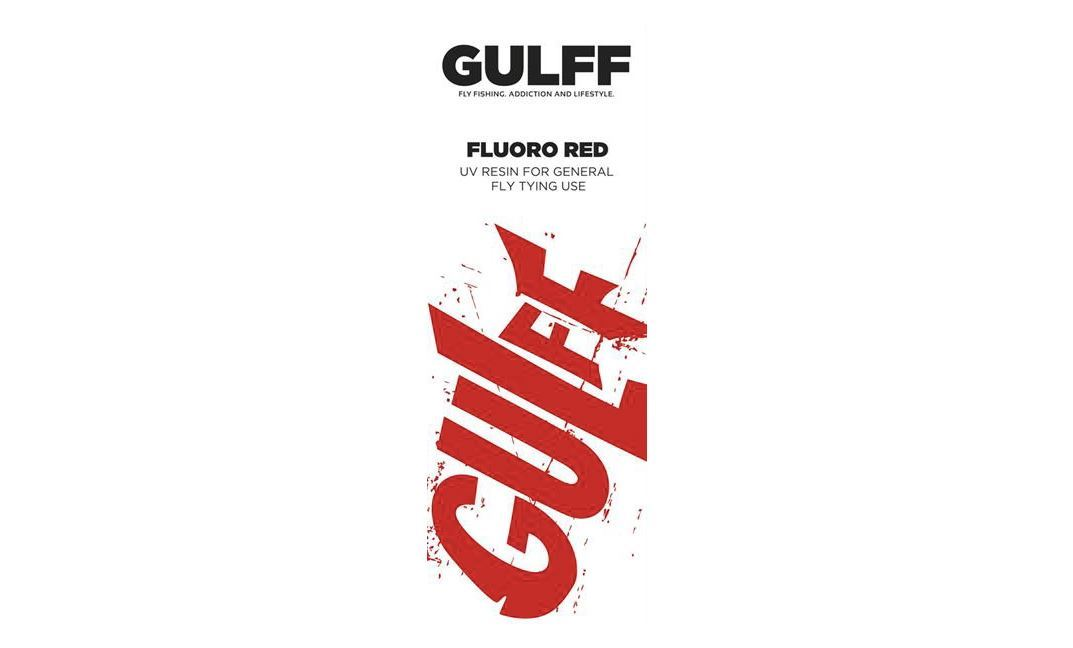 Picture of Gulff Fluoro Red 15ml
