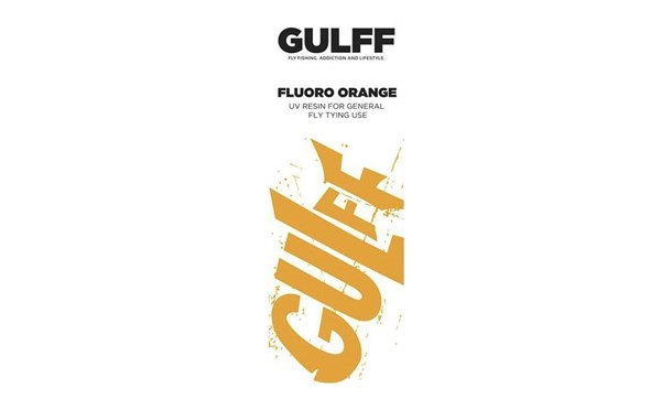 Picture of Gulff Fluoro Orange 15ml