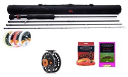 Picture of Vision Big Daddy Pike Fly Fishing kit