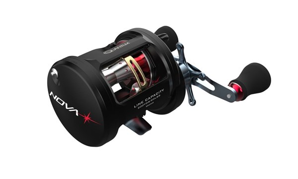 Picture of Quantum Baitcaster Nova 351 (left handle)