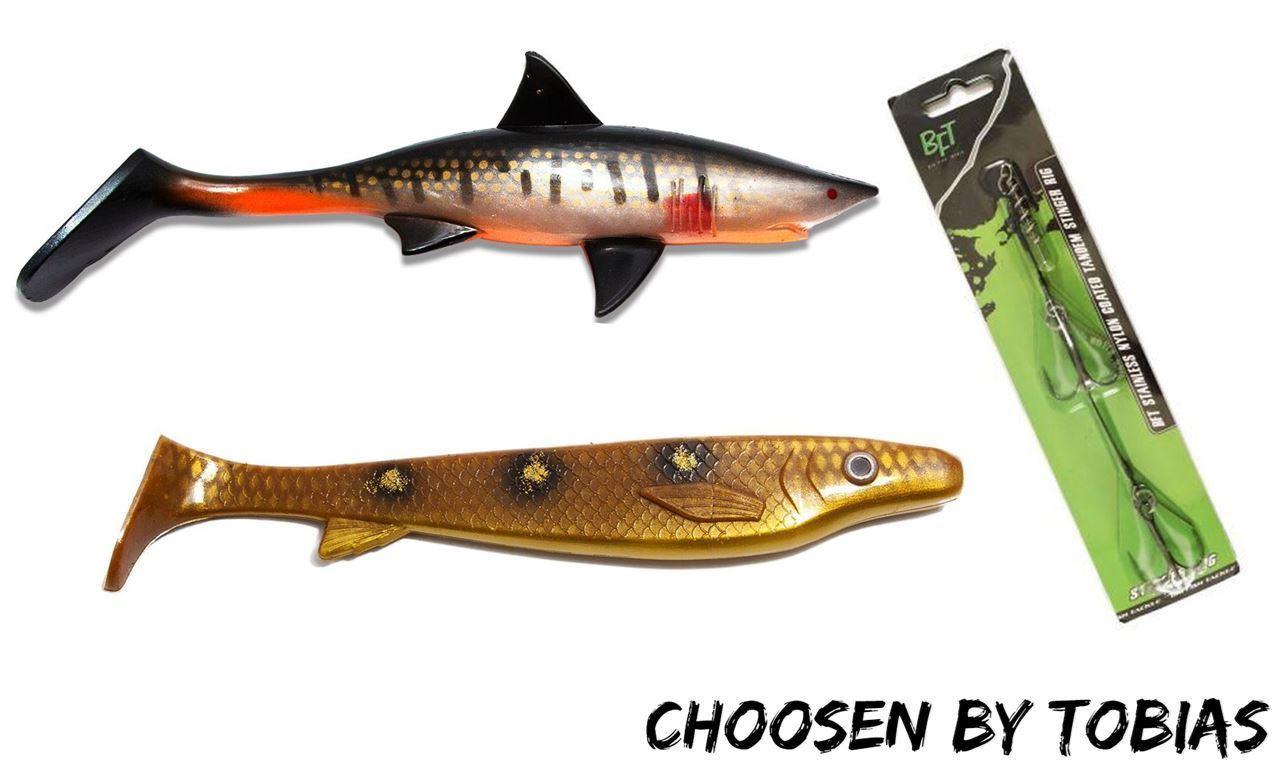 Picture of Tobias Ekvall's Pike Fishing Pick Spring 2020