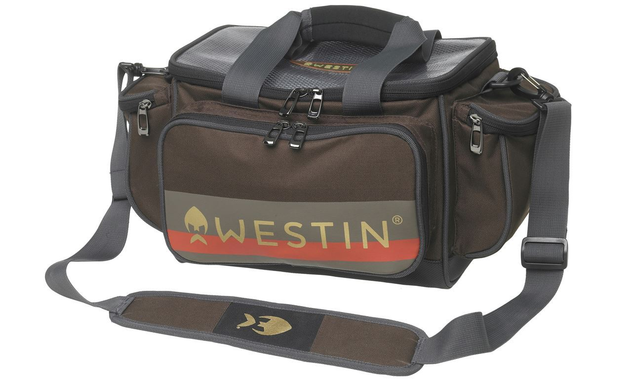 Picture of Westin W3 Lure Loader Large Grizzly Brown/Black