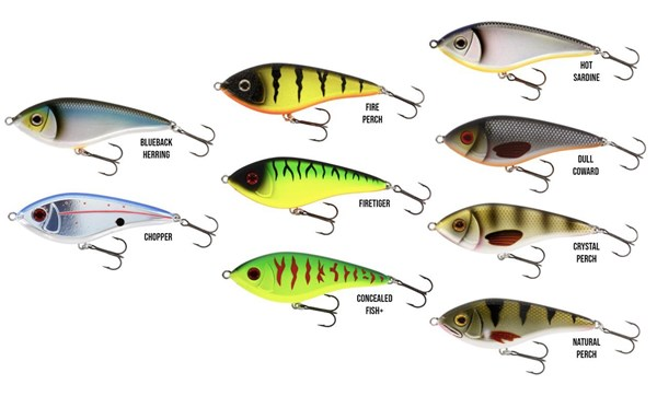 Picture of Westin Swim Glidebait 12cm