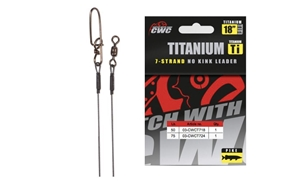 Picture of CWC Titanium Wire Leader Pike