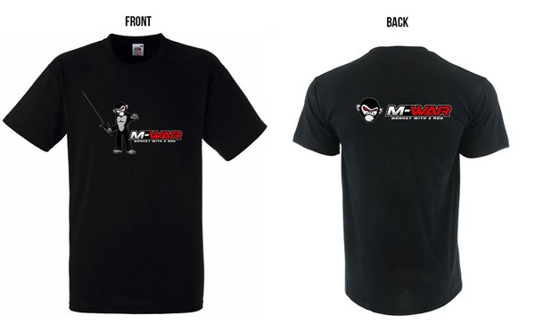 Picture of T-Shirt Black - M-WAR