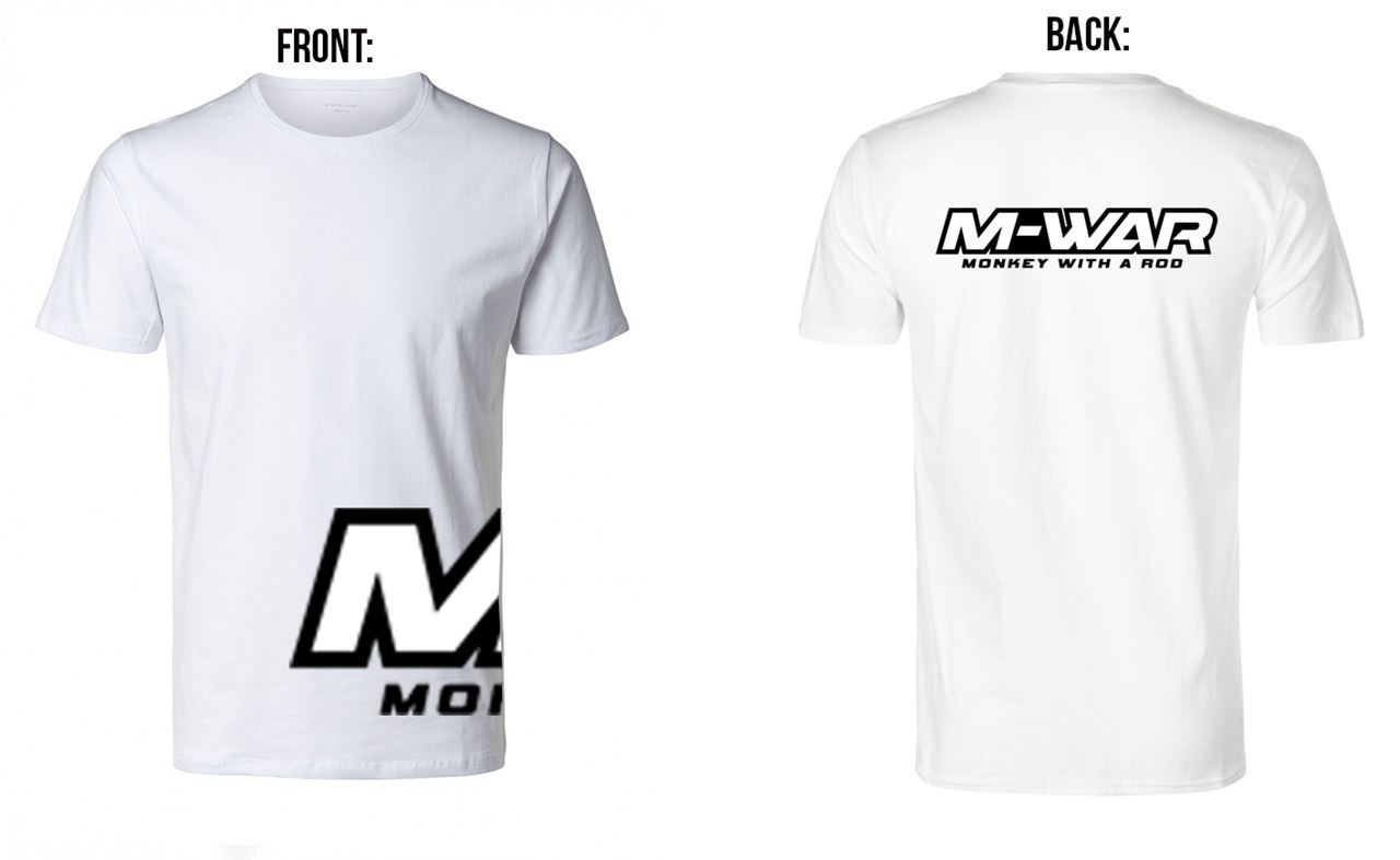 Picture of T-Shirt M-WAR White
