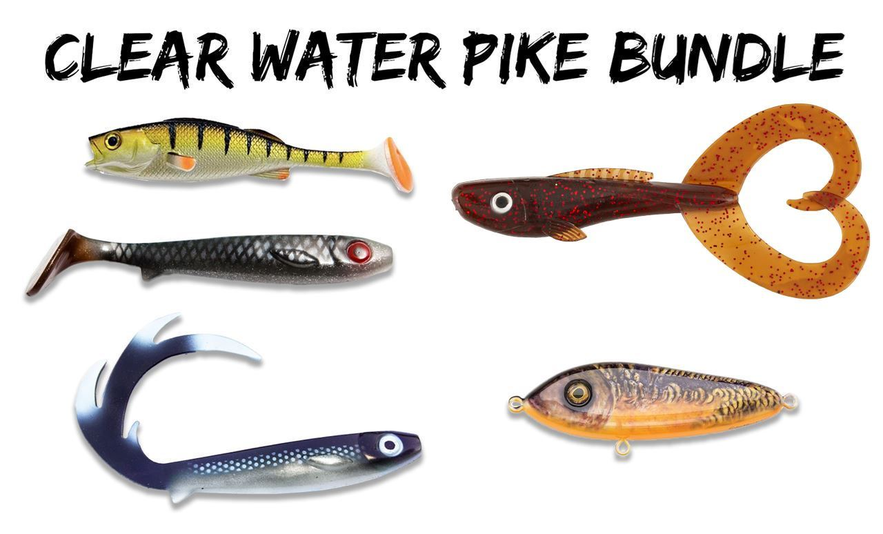 Picture of Big Pike Bundle Clear Water
