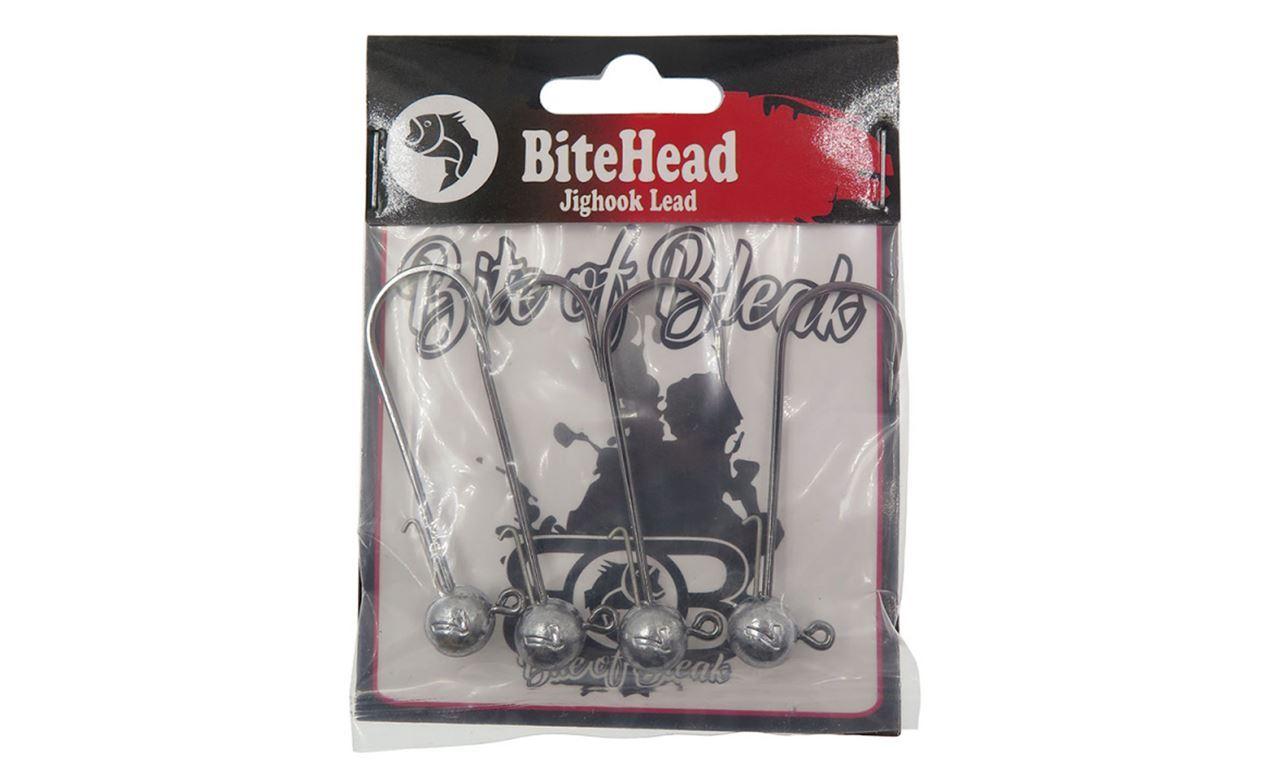 Picture of Bite of Bleak Bitehead Jig Head Lead