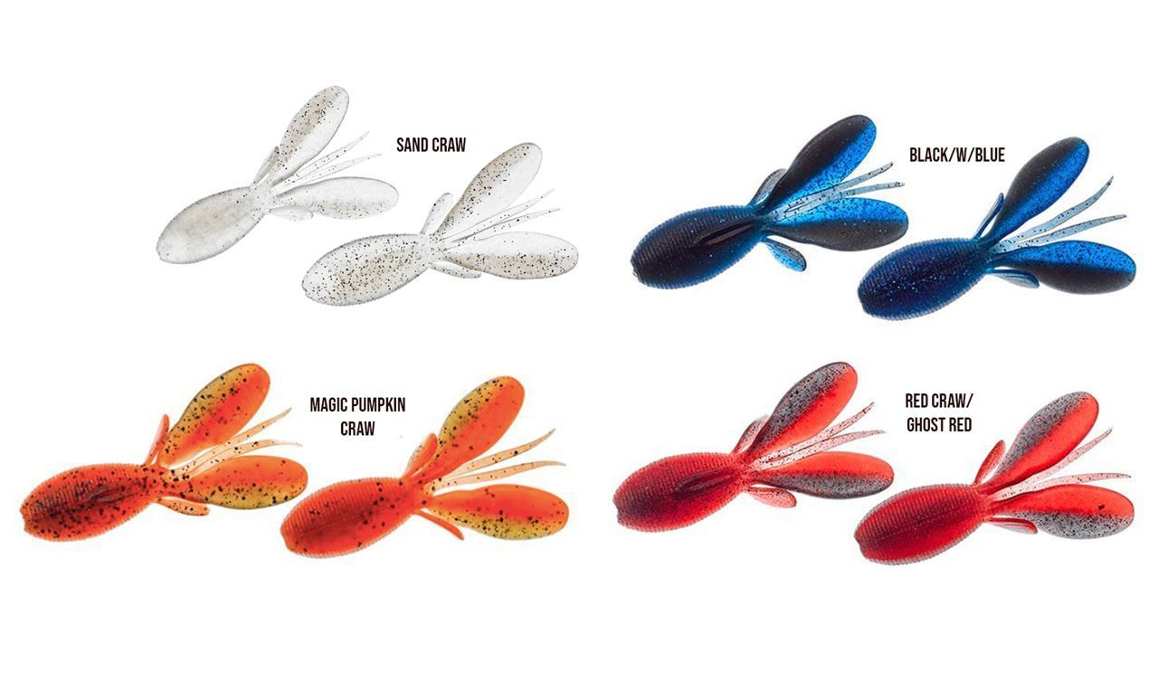 """Picture of Illex Fivoss 7,3cm (3"""") 5-pack"""