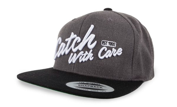 Picture of CWC Snapback Cap Gray/Black
